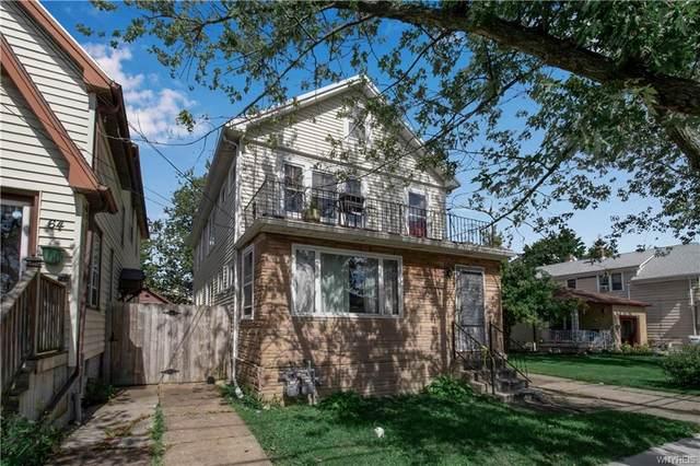 66 David Avenue, Cheektowaga, NY 14225 (MLS #B1368162) :: Robert PiazzaPalotto Sold Team