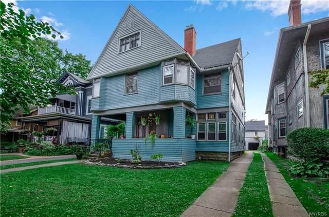 95 Ashland Avenue, Buffalo, NY 14222 (MLS #B1368279) :: BridgeView Real Estate
