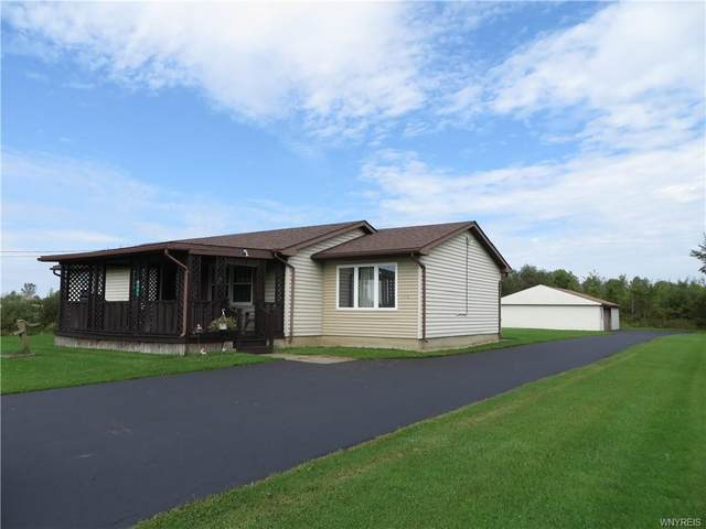 6591 Rapids Road, Lockport-Town, NY 14094 (MLS #B1368282) :: BridgeView Real Estate