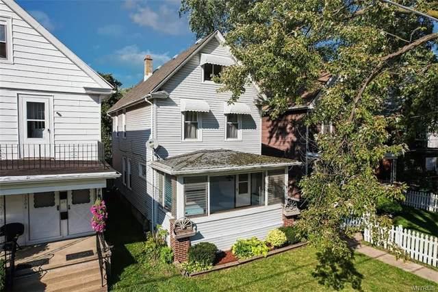 2208 Pierce Avenue, Niagara Falls, NY 14301 (MLS #B1368292) :: BridgeView Real Estate