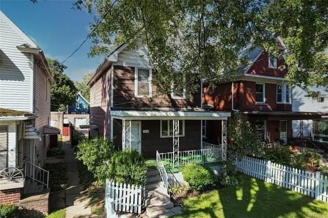 2210 Pierce Avenue, Niagara Falls, NY 14301 (MLS #B1368303) :: BridgeView Real Estate