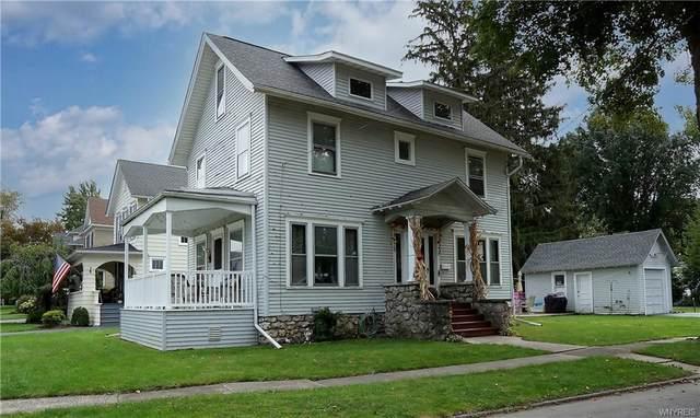 40 Cleveland Place, Lockport-City, NY 14094 (MLS #B1368321) :: Avant Realty