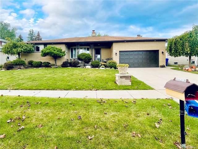 50 Valley Drive, West Seneca, NY 14224 (MLS #B1368328) :: BridgeView Real Estate