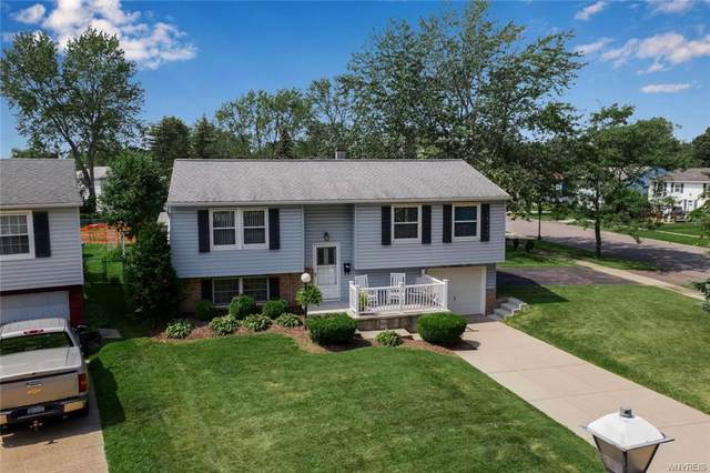 106 Lille Lane, Cheektowaga, NY 14227 (MLS #B1368397) :: BridgeView Real Estate
