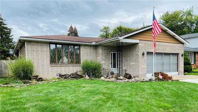 19 S South View Drive, Cheektowaga, NY 14043 (MLS #B1368403) :: BridgeView Real Estate