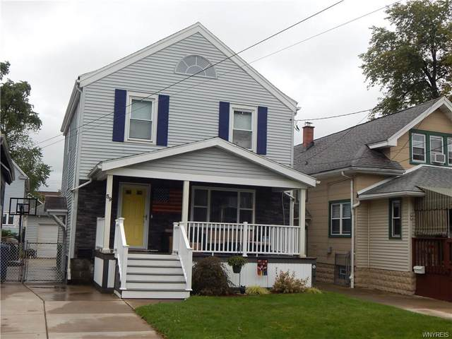 59 Edgewood Avenue, Buffalo, NY 14220 (MLS #B1368427) :: BridgeView Real Estate