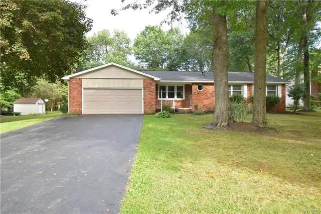 6 Pauline Court, Lancaster, NY 14086 (MLS #B1368445) :: BridgeView Real Estate