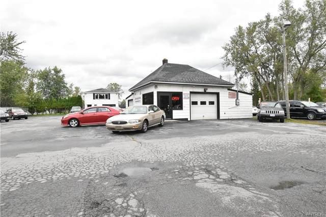 3808 Clinton Street, West Seneca, NY 14224 (MLS #B1368655) :: BridgeView Real Estate