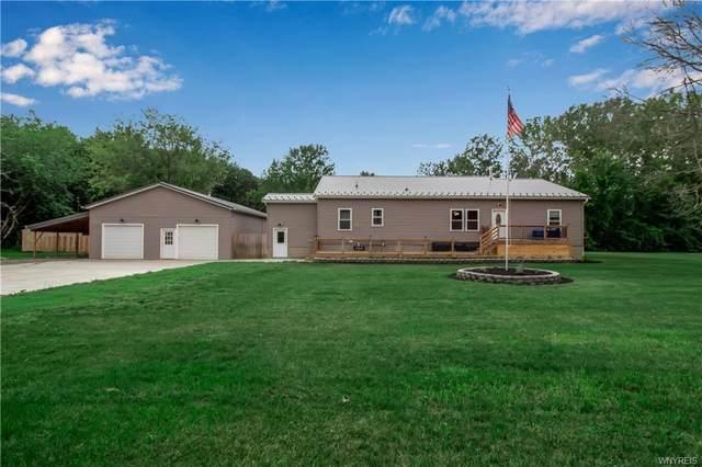 2496 Transit Road, Newfane, NY 14108 (MLS #B1368681) :: Serota Real Estate LLC