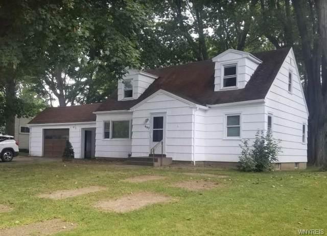 663 Adeline Drive, Webster, NY 14580 (MLS #B1368716) :: BridgeView Real Estate