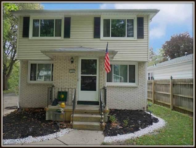 133 Sunshine Drive, Amherst, NY 14228 (MLS #B1368732) :: Serota Real Estate LLC