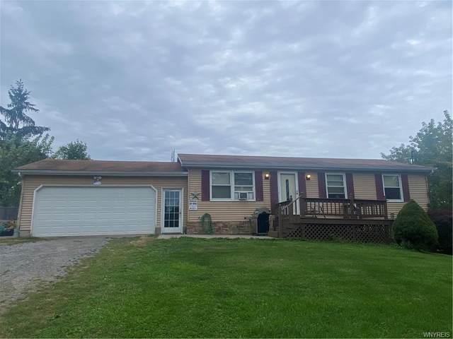 6457 Mill Pond Road, Byron, NY 14422 (MLS #B1368788) :: TLC Real Estate LLC