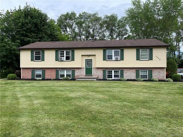 7930 E Main Road, Leroy, NY 14482 (MLS #B1368795) :: Serota Real Estate LLC
