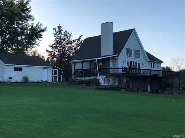 13998 Whitney Road, Holland, NY 14080 (MLS #B1368821) :: Serota Real Estate LLC