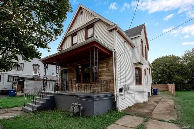 29 Boehm Place, Buffalo, NY 14211 (MLS #B1368873) :: Robert PiazzaPalotto Sold Team