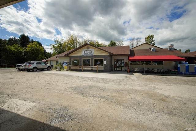 4172 Route 98, Java, NY 14113 (MLS #B1368895) :: Serota Real Estate LLC