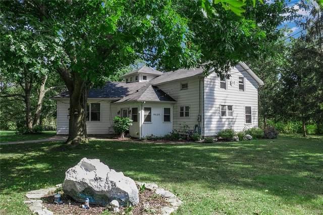 9630 Tonawanda Creek Road S, Clarence, NY 14032 (MLS #B1369024) :: Robert PiazzaPalotto Sold Team