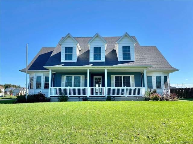 6339 Shawnee Road, Wheatfield, NY 14120 (MLS #B1369059) :: Serota Real Estate LLC