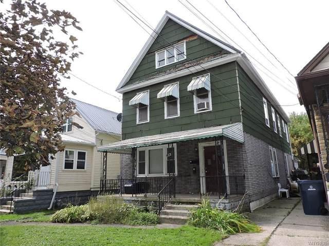 312 N Ogden Street, Buffalo, NY 14206 (MLS #B1369083) :: Robert PiazzaPalotto Sold Team