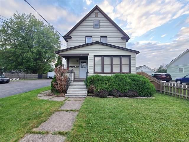116 Hagen Avenue, North Tonawanda, NY 14120 (MLS #B1369175) :: Avant Realty
