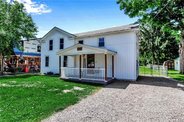 1750 West Avenue, Marilla, NY 14102 (MLS #B1369199) :: Serota Real Estate LLC