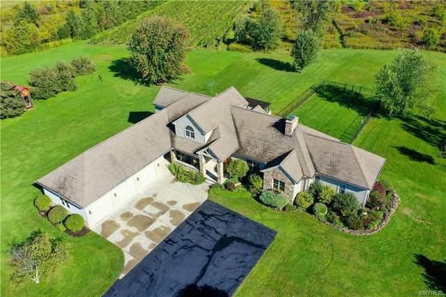 4703 Thrall Road, Cambria, NY 14094 (MLS #B1369211) :: Robert PiazzaPalotto Sold Team