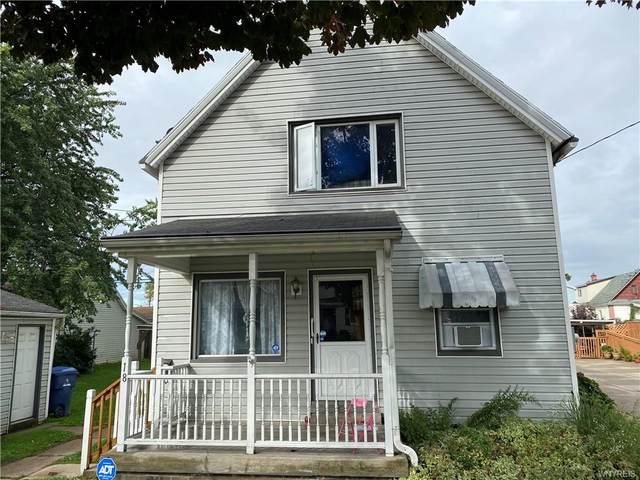 16 & 18 Cochrane Street, Buffalo, NY 14206 (MLS #B1369247) :: Robert PiazzaPalotto Sold Team