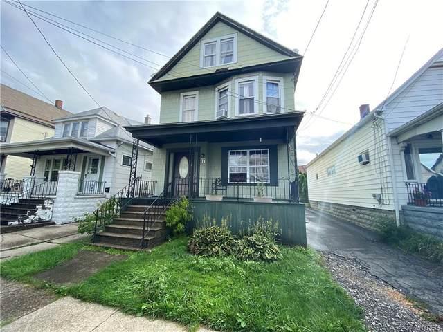 17 Kopernik Street, Buffalo, NY 14206 (MLS #B1369250) :: Robert PiazzaPalotto Sold Team