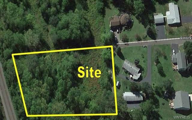 0 Cayuga Lot #1 Drive, Chautauqua, NY 14081 (MLS #B1369459) :: Serota Real Estate LLC