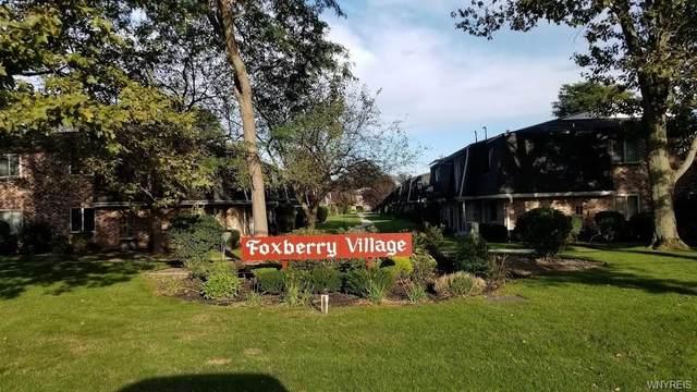 124B Foxberry Drive B, Amherst, NY 14068 (MLS #B1369493) :: Avant Realty
