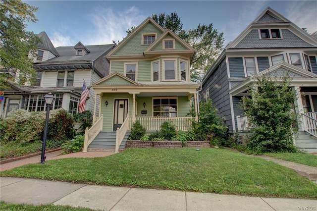 362 Parkdale Avenue, Buffalo, NY 14213 (MLS #B1369649) :: Serota Real Estate LLC