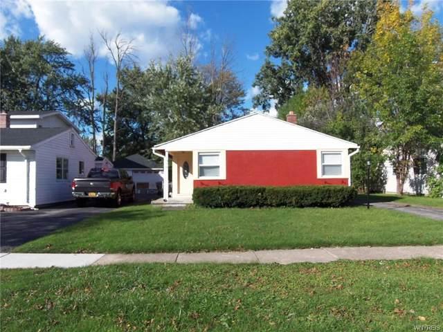 1070 Highland Avenue, Tonawanda-Town, NY 14223 (MLS #B1369888) :: Avant Realty