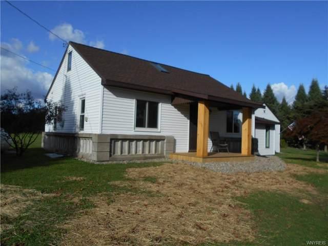 4810 Canada Hill Road, Machias, NY 14101 (MLS #B1370001) :: Serota Real Estate LLC