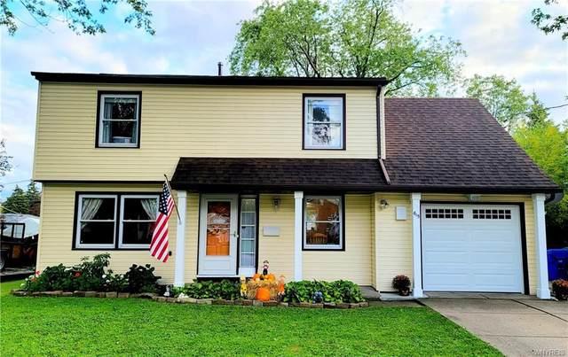 615 East And West Road, West Seneca, NY 14224 (MLS #B1370069) :: Avant Realty