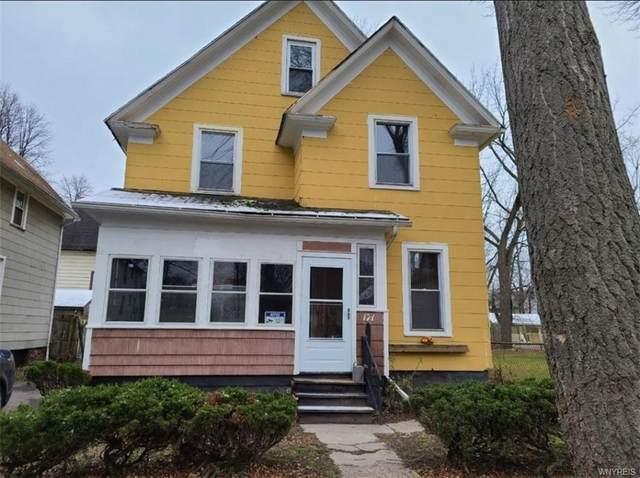 171 Bartlett Street, Rochester, NY 14611 (MLS #B1370257) :: Serota Real Estate LLC