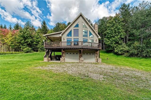 5464 Bryant Hill Road, Ellicottville, NY 14731 (MLS #B1370278) :: 716 Realty Group