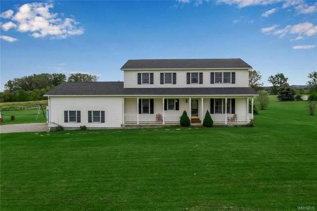 10865 Route 98, Alexander, NY 14005 (MLS #B1370314) :: Serota Real Estate LLC