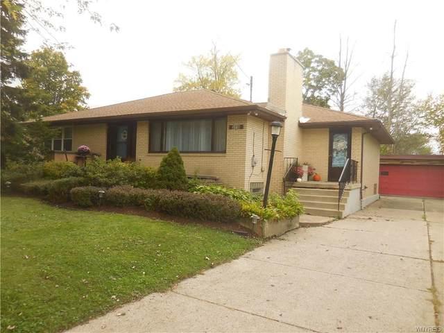 5918 Dover Road, Hamburg, NY 14085 (MLS #B1370382) :: Serota Real Estate LLC