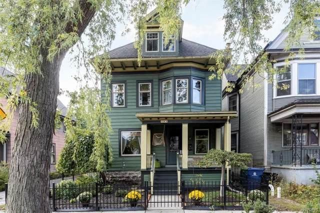 585 Breckenridge Street, Buffalo, NY 14222 (MLS #B1370522) :: Avant Realty