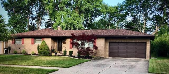 1194 Woodstock Avenue, Tonawanda-Town, NY 14150 (MLS #B1370563) :: BridgeView Real Estate