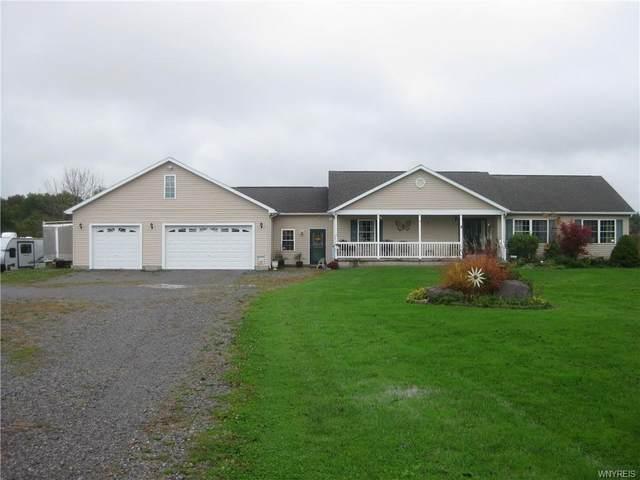 10025 Fargo Road, Darien, NY 14036 (MLS #B1370598) :: Serota Real Estate LLC