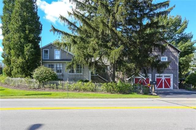 4160 Cambria Wilson Road, Cambria, NY 14094 (MLS #B1370650) :: Serota Real Estate LLC