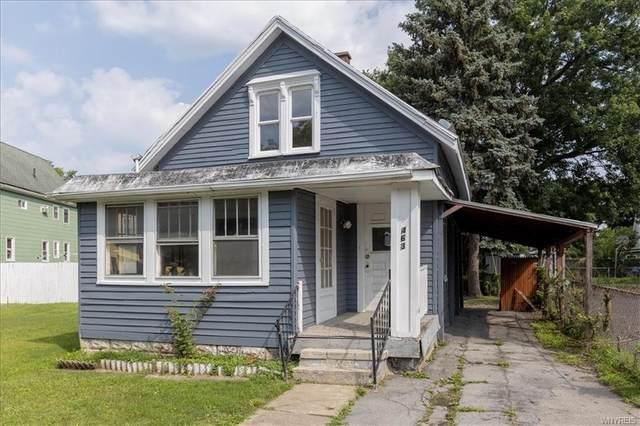 463 W Utica Street, Buffalo, NY 14213 (MLS #B1370655) :: Serota Real Estate LLC
