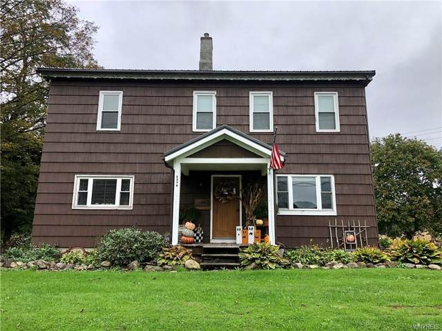 3378 State Route 19 S, Warsaw, NY 14569 (MLS #B1370912) :: BridgeView Real Estate