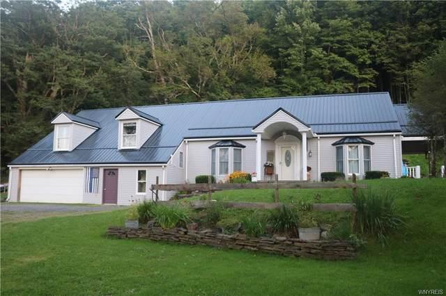 1752 Portville Obi Road, Genesee, NY 14770 (MLS #B1370967) :: TLC Real Estate LLC