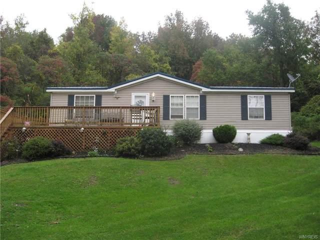 7255 Old State Road, Covington, NY 14525 (MLS #B1371014) :: Serota Real Estate LLC
