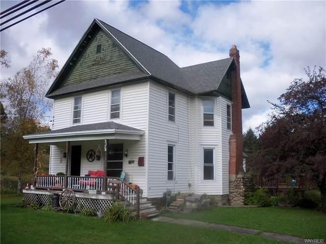 3158 Bakerstand Road #17, Franklinville, NY 14737 (MLS #B1371107) :: Serota Real Estate LLC