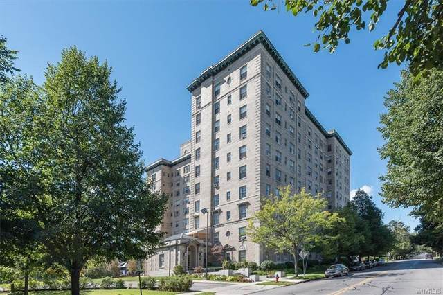 33 Gates Circle Avenue 6B, Buffalo, NY 14222 (MLS #B1371120) :: Serota Real Estate LLC