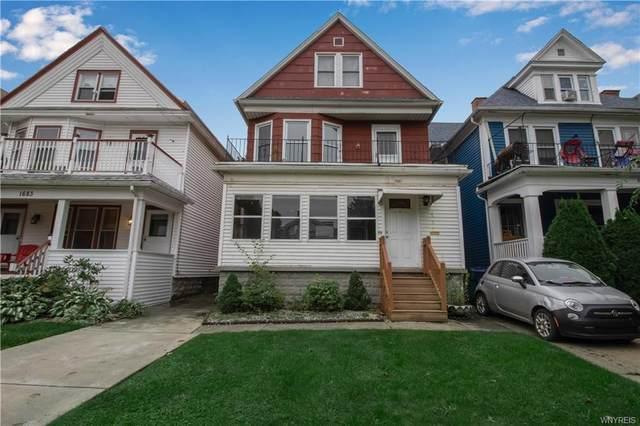 1681 Amherst Street, Buffalo, NY 14214 (MLS #B1371147) :: Serota Real Estate LLC
