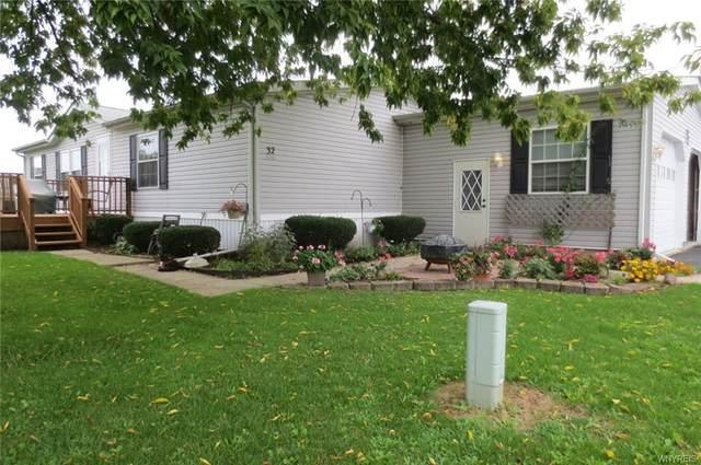 5968 Redwood Lane, Newfane, NY 14108 (MLS #B1371370) :: Serota Real Estate LLC